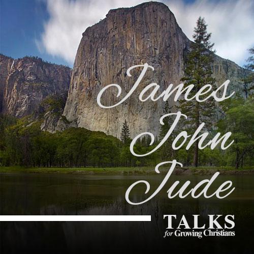 James / 1, 2 & 3 John / Jude